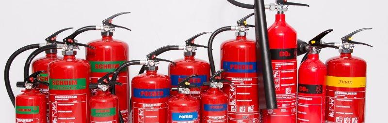 brandblusser assortiment Holthausen brandbeveiliging
